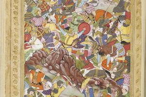 The battle of Panipat