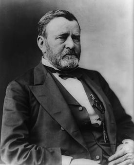 Ulysses Grant, Seventeenth President of the United States