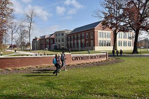 Gwynedd Mercy University. Photo Credit: Jim Roese
