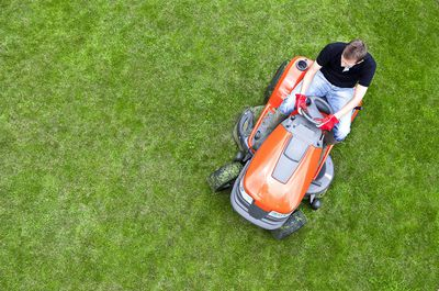 How John Albert Burr Innovated Modern Lawn Mowing