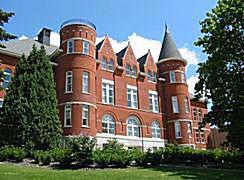 Washington State University Thompson Hall