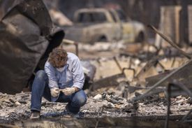 Forensic Anthropologist Assists with 2017 Wildfires in Santa Rosa, California