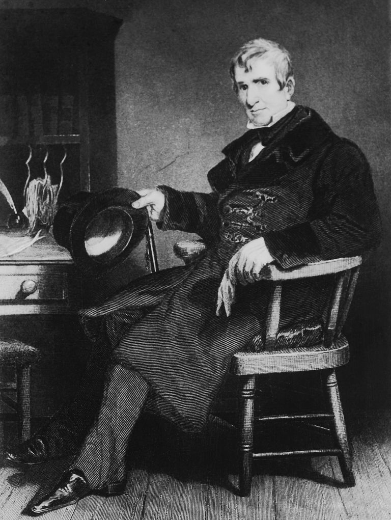 William Henry Harrison, Ninth President of the United States