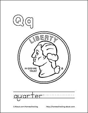 Letter Q 7