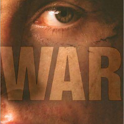 Portada del libro de guerra