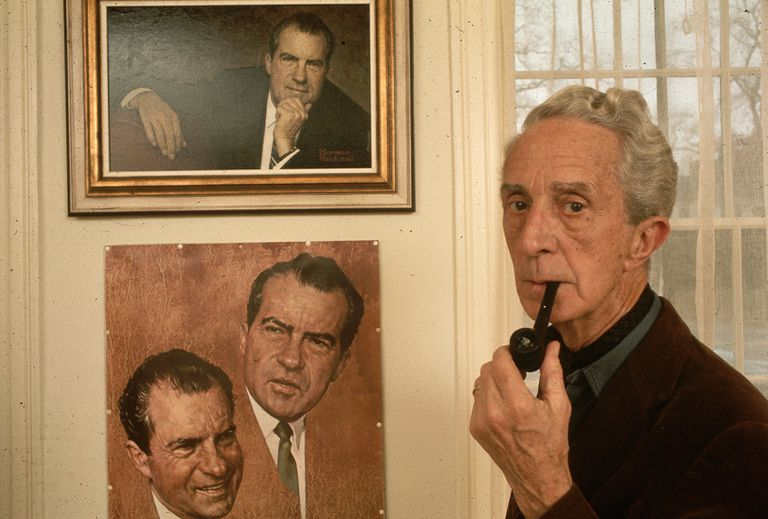 Biography Of Norman Rockwell American Painter