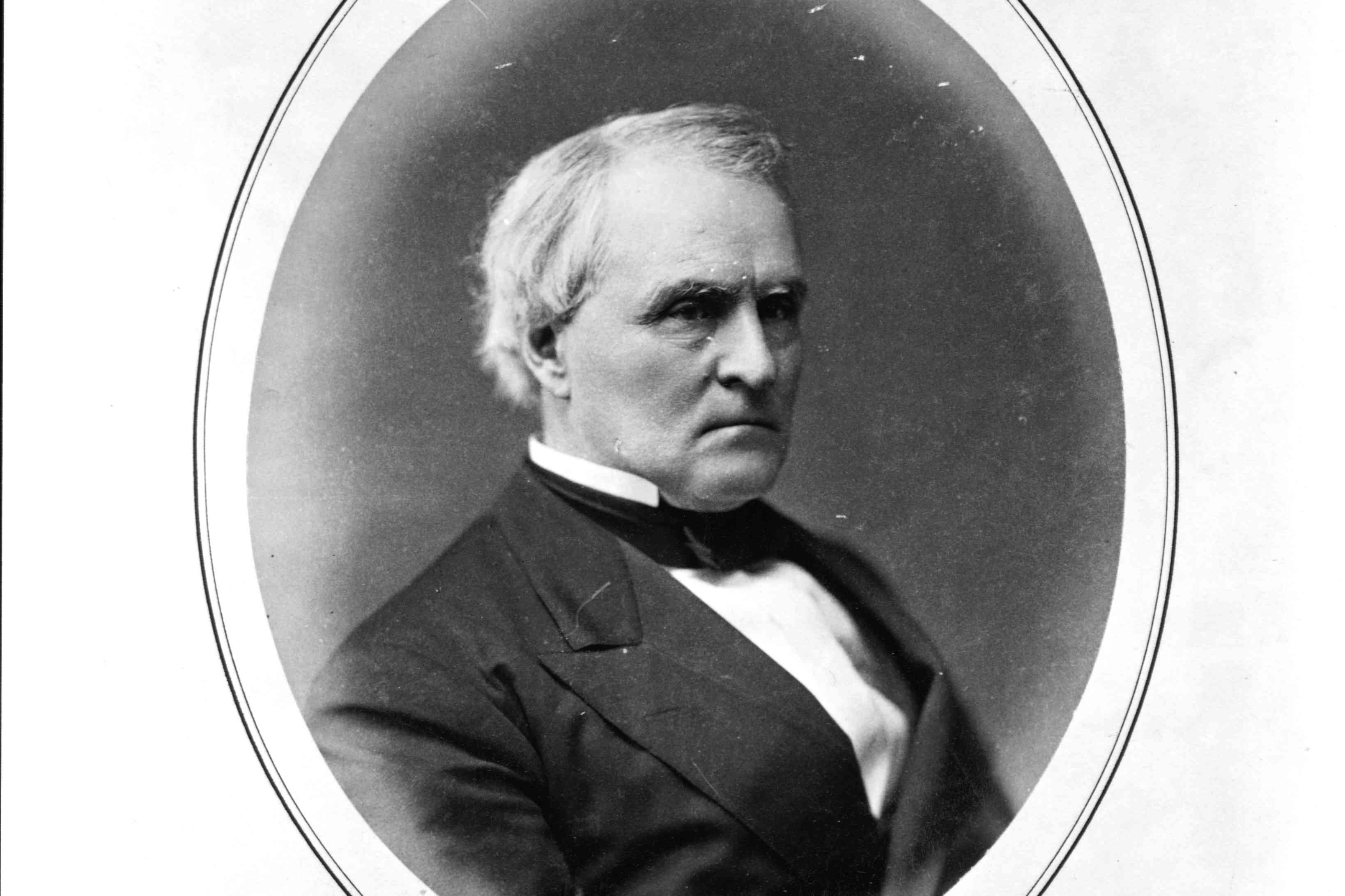 Supreme Court Judge William Strong portrait