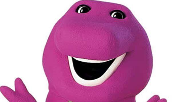 Barney, the purple