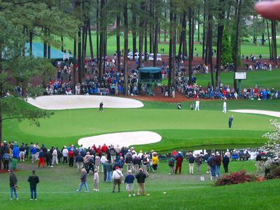 Augusta National Golf Club Pictures