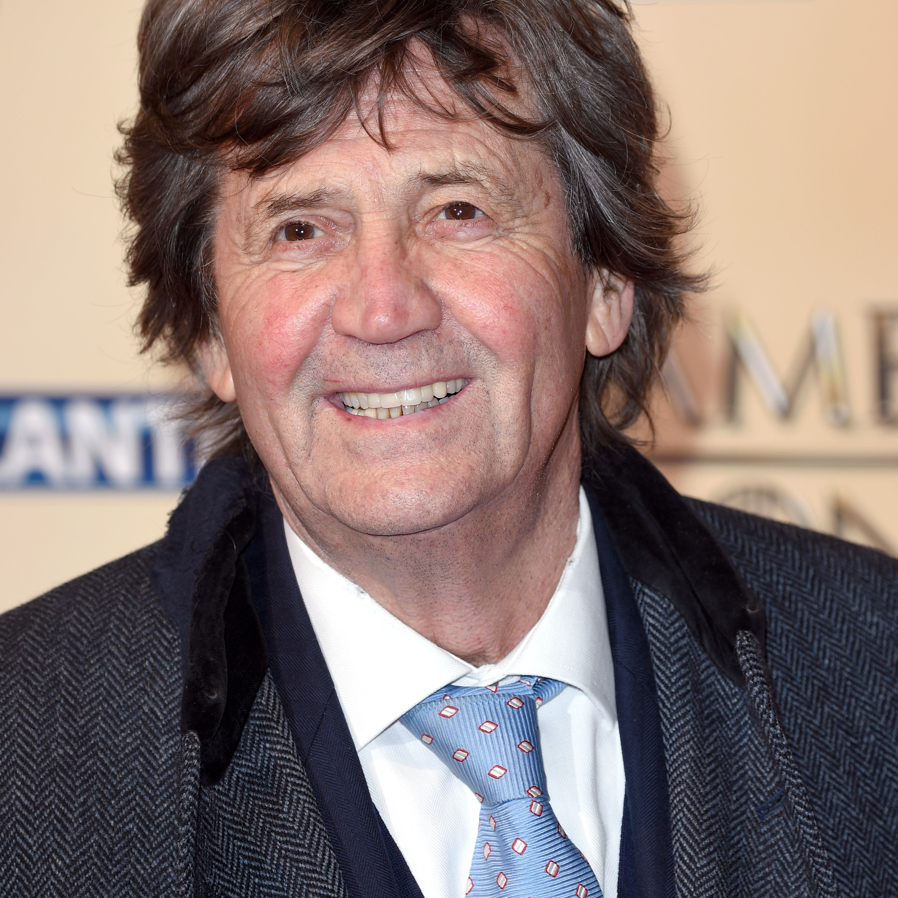 Melvyn Bragg moderates 'In Our Time.'
