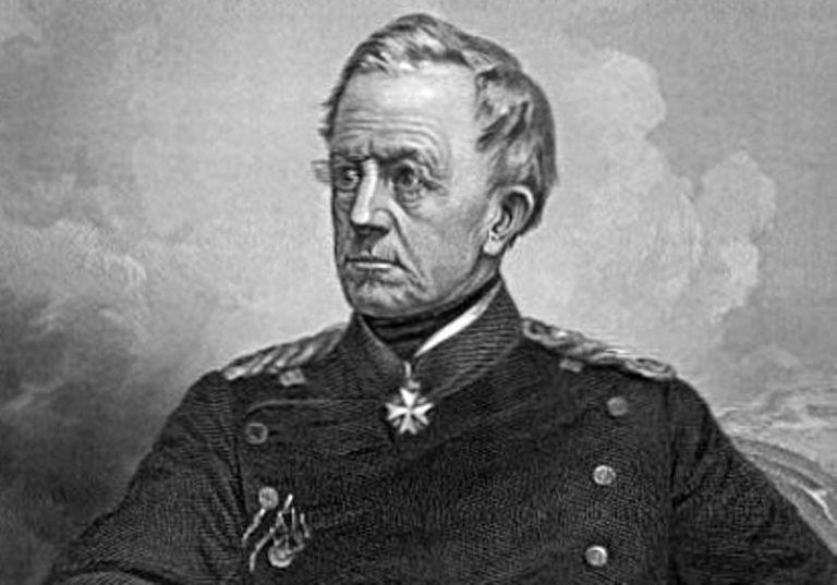 Helmuth Karl Bernhard Graf von Moltke, Prussian Field Marshall