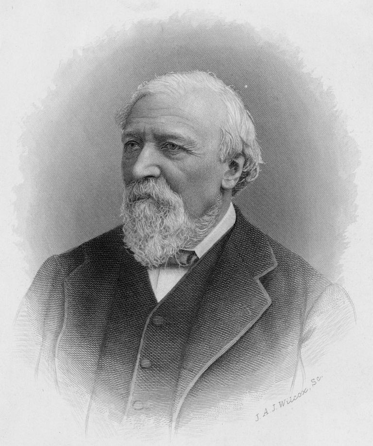 English poet Robert Browning
