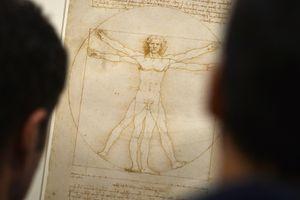 ITALY-DAVINCI-CULTURE-SCIENCE-ART-EXHIBITION
