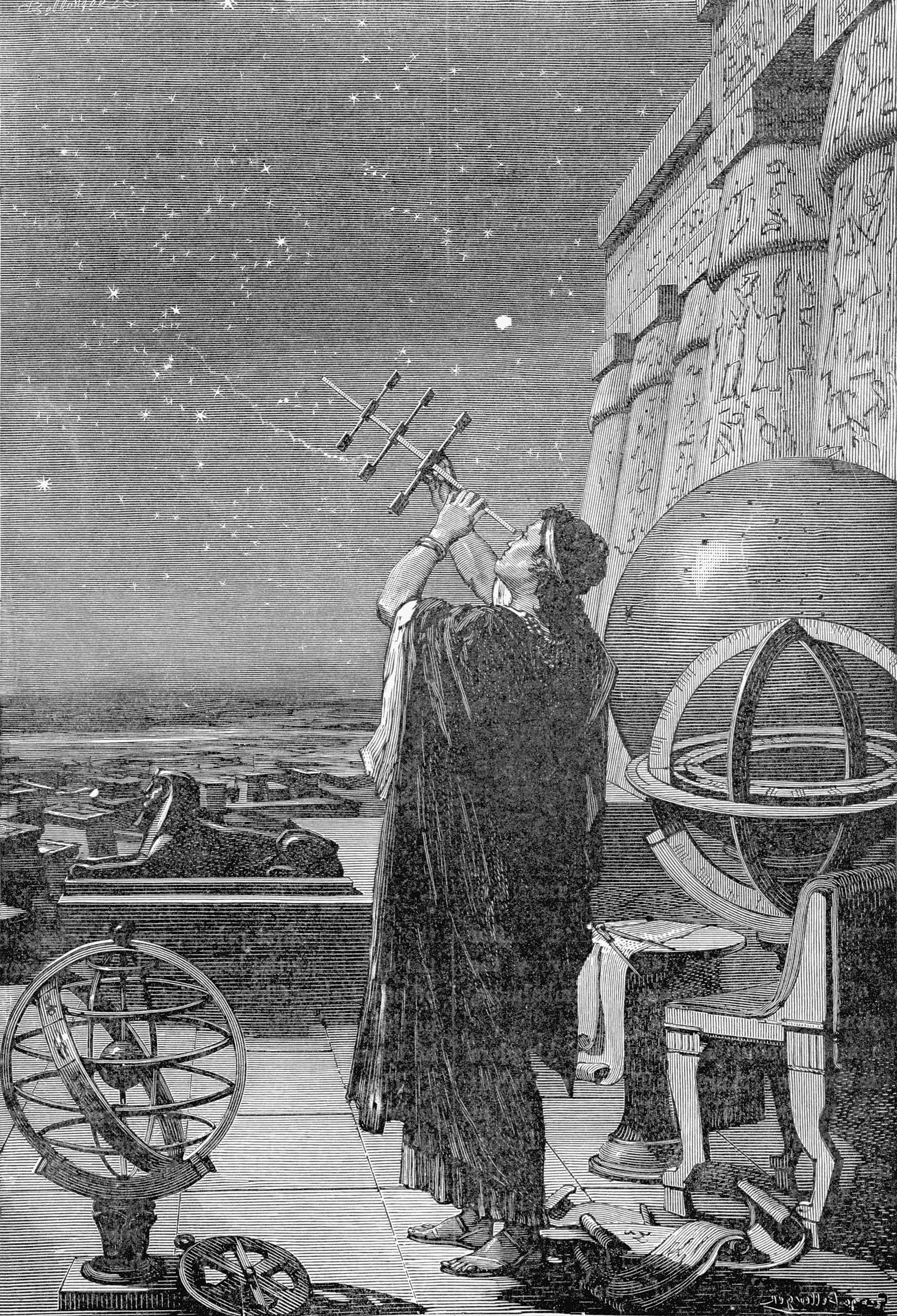 discovery of equinoxes