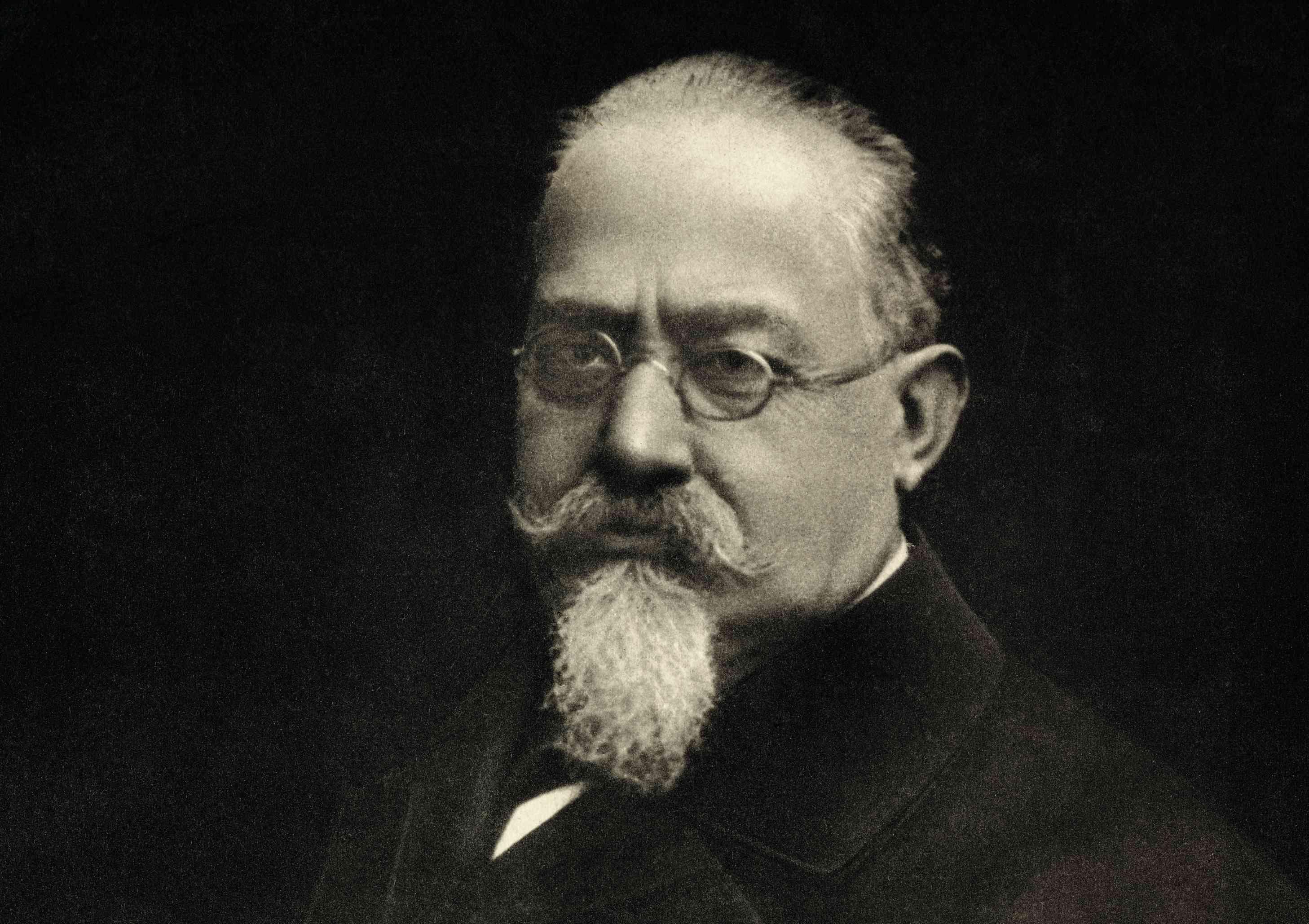 Portrait of Cesare Lombroso