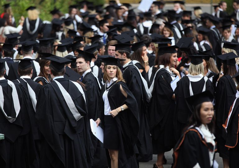University Of Birmingham Hold Degree Congr...