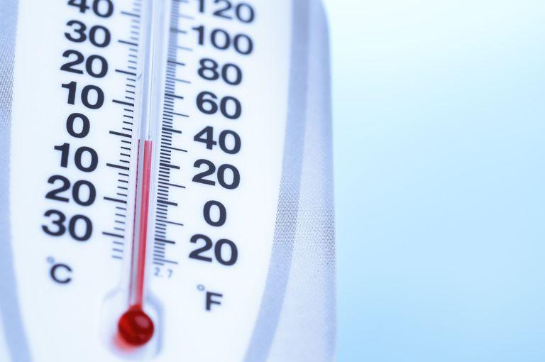 Farenheit and Celcius are two common mis-spellings of the Fahrenheit and Celsius temperature scales.