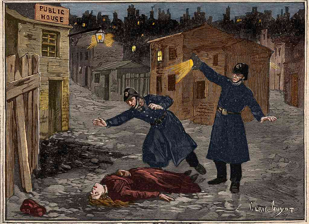 A Street in Whitechapel: The Last Crime of Jack the Ripper