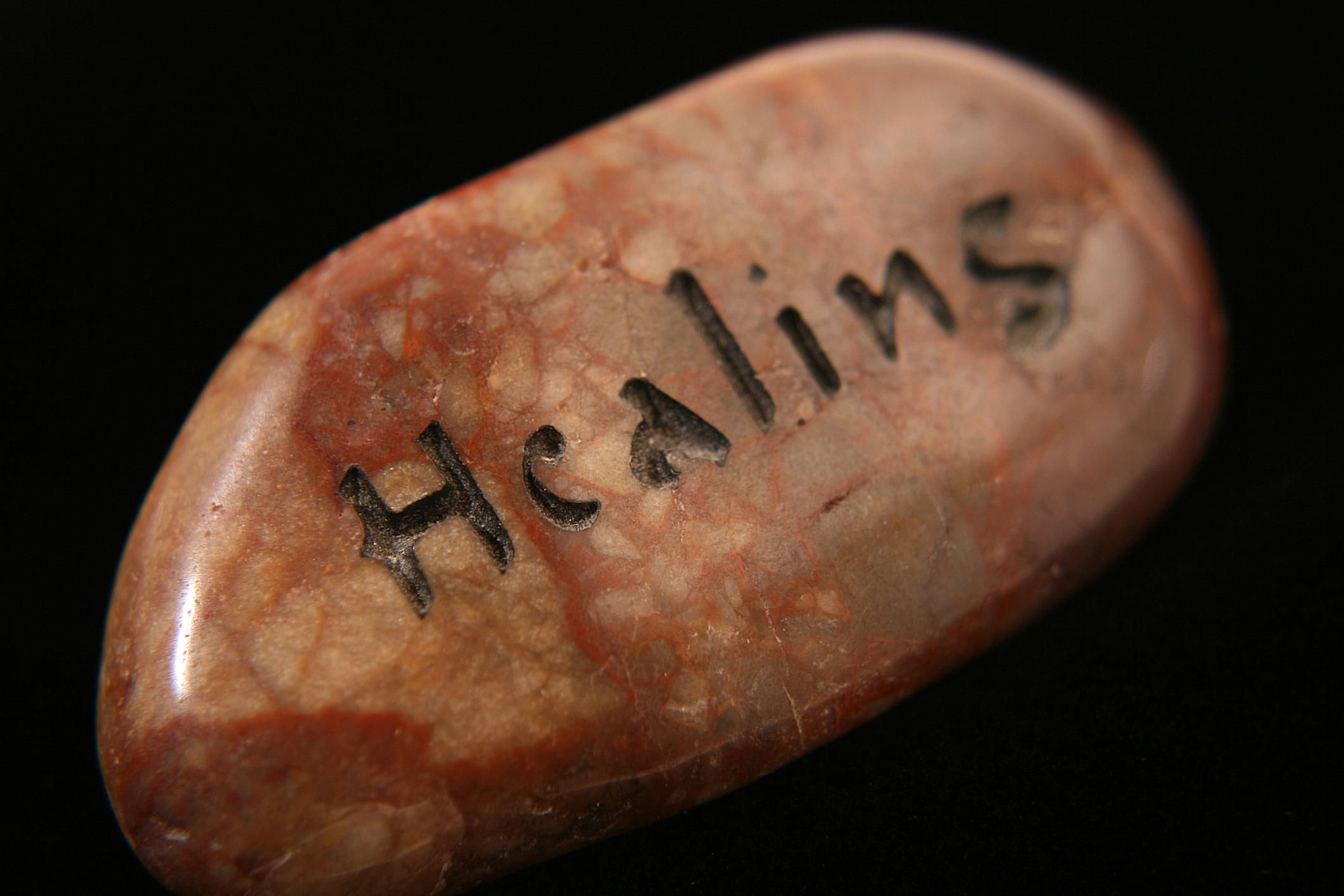top healing stones and their characteristics