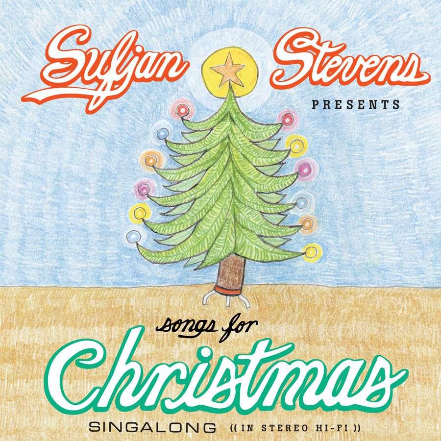 sufjan stevens songs for christmas - Death Metal Christmas Songs