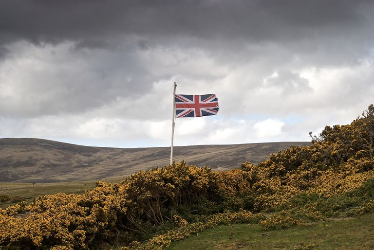 The Falkland Islands Thirty Years After The War