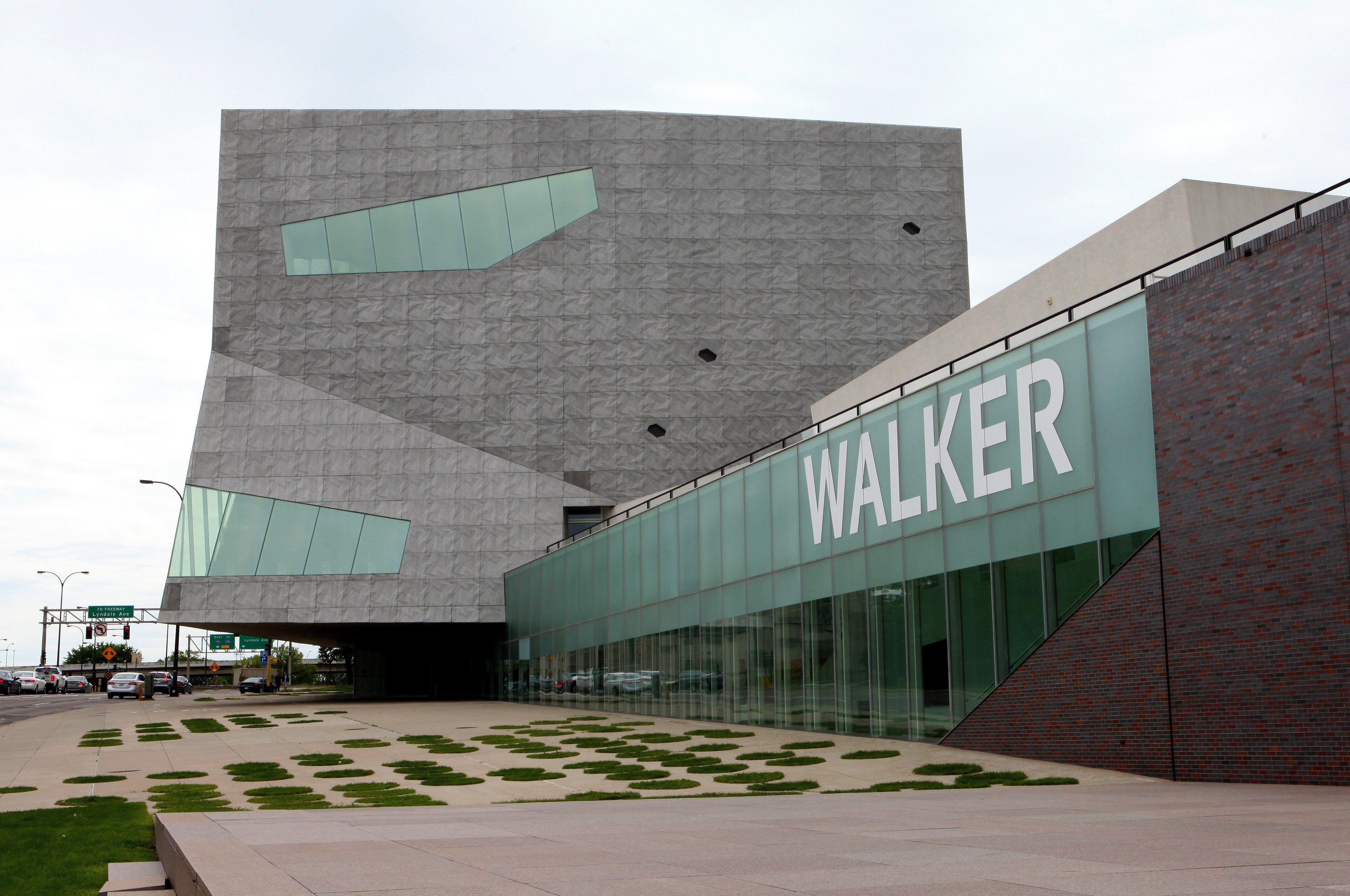 Walker Art Center à Minneapolis, Minnesota