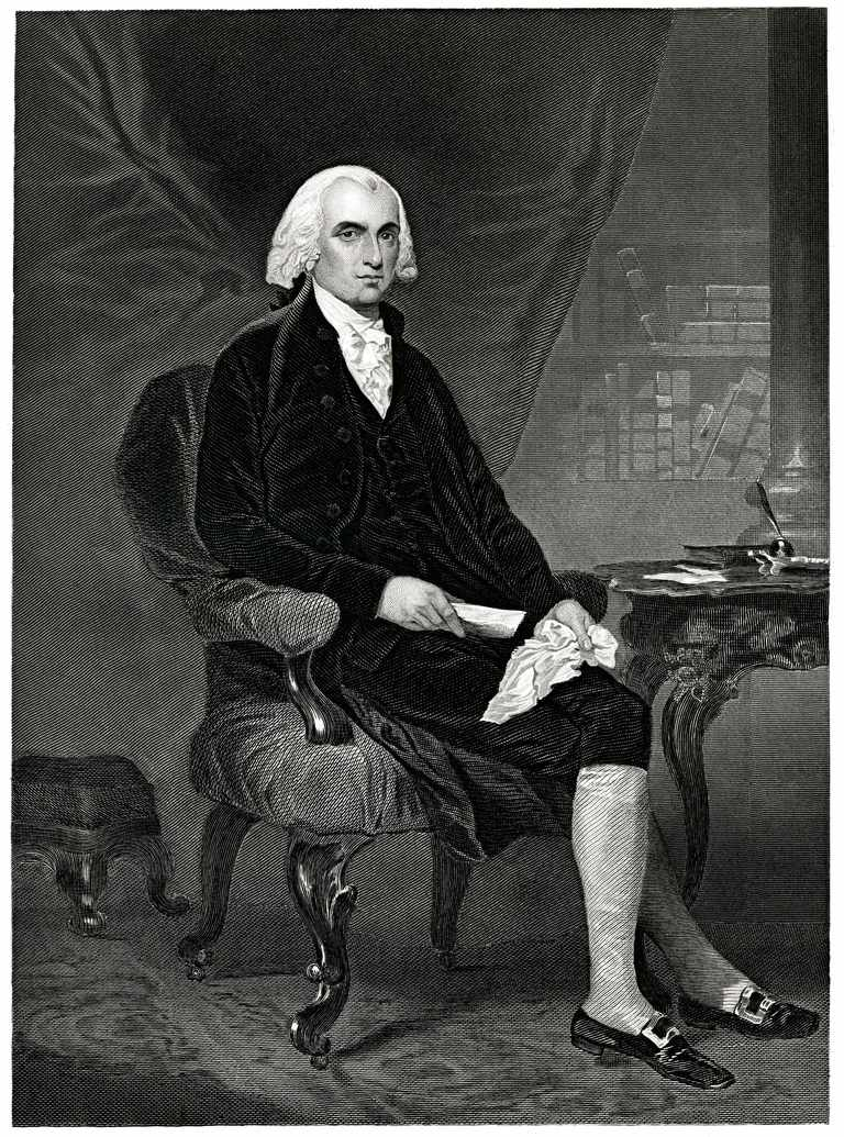 James Madison, America's Third President