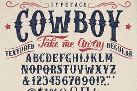 cowboy typeface