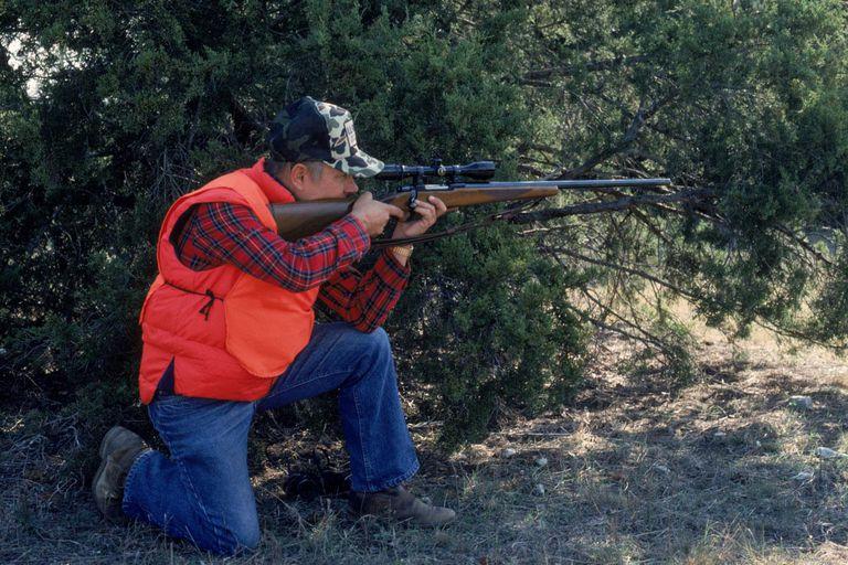 Deer hunting, Clifton, TX
