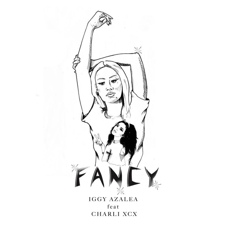 Iggy Azalea Fancy Charli XCX
