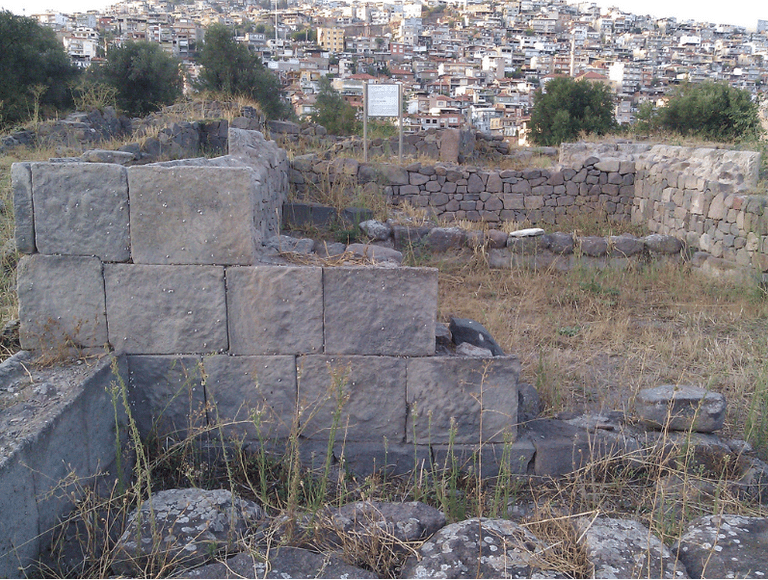 Ruins of Old Smyrna