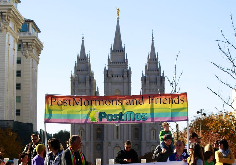 Post Mormons LGBT Same-Sex