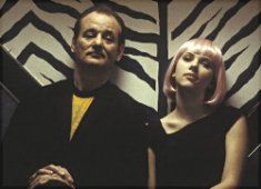 Bill Murray in Lost in Translation movie