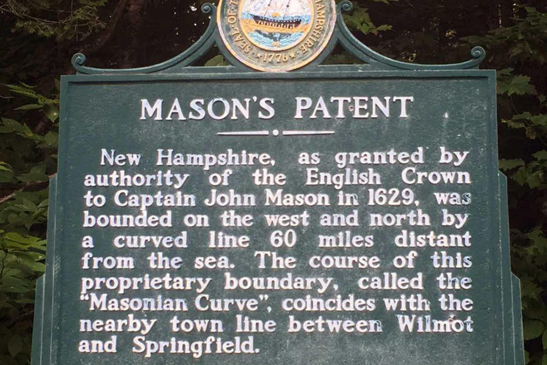 Mason's Patent