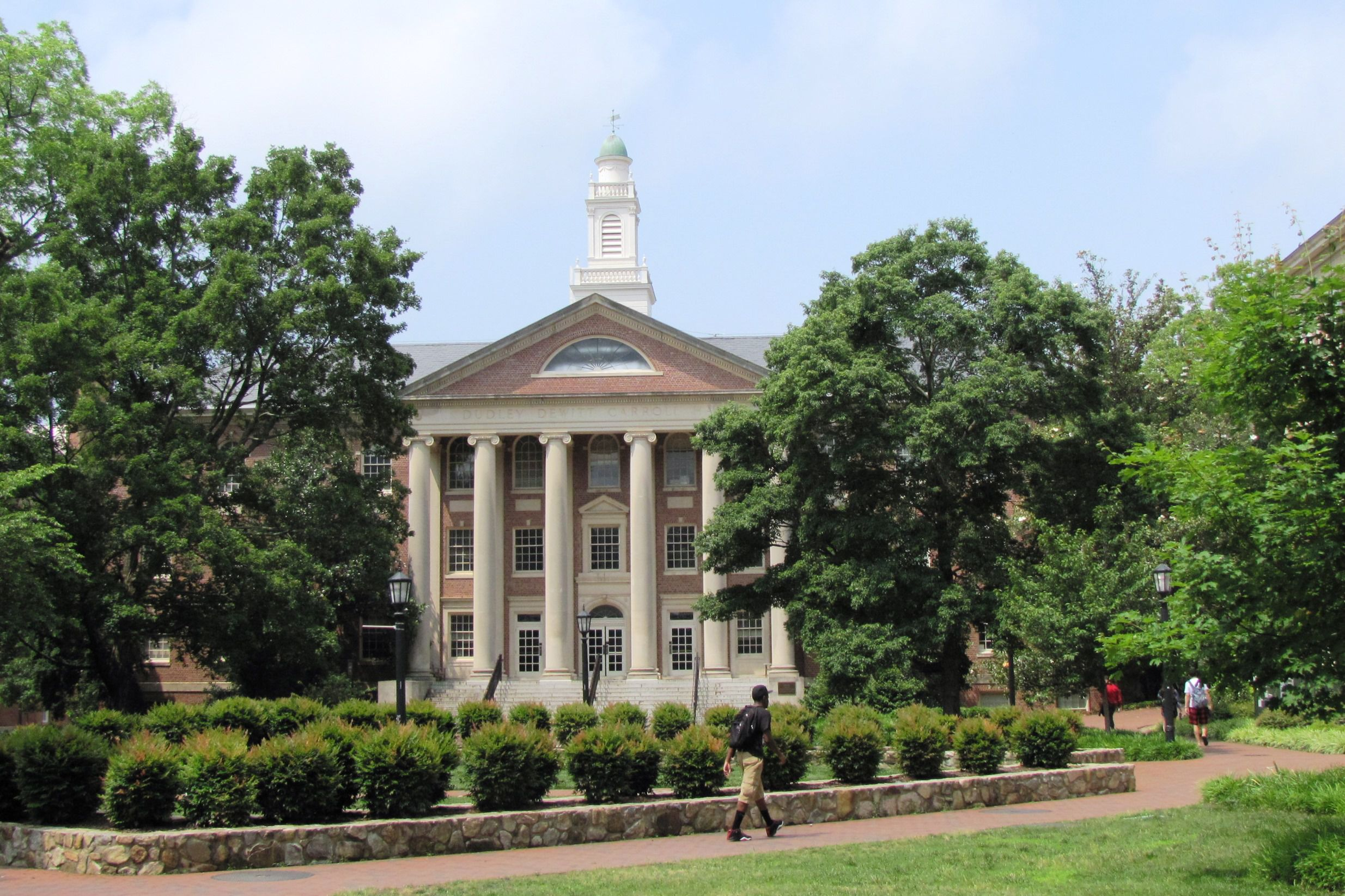 The University of North Carolina Chapel Hill