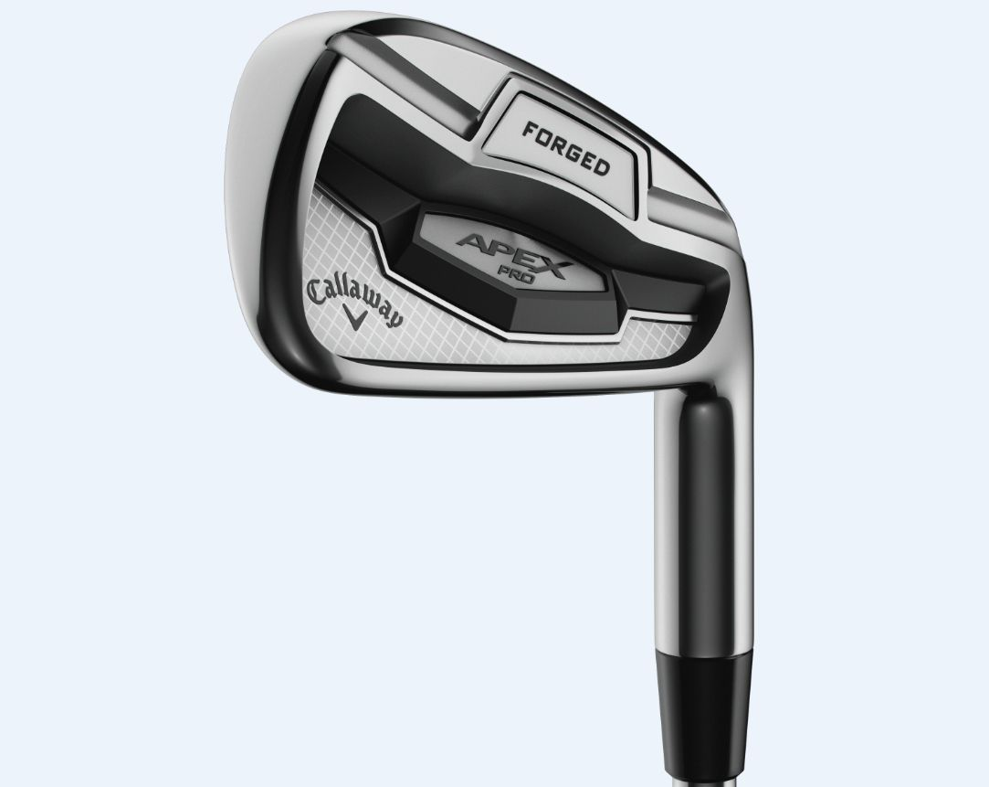 Callaway Apex Pro 16 Irons Cf16 Irons And Apex Hybrids