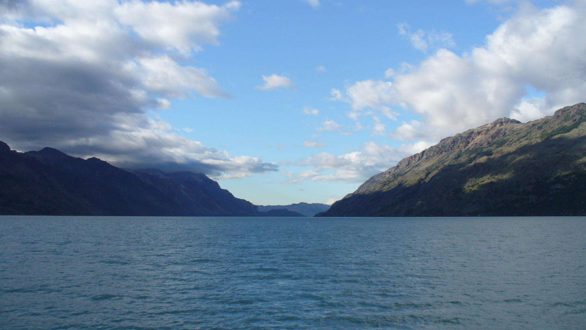 Lago O'Higgins, Chile