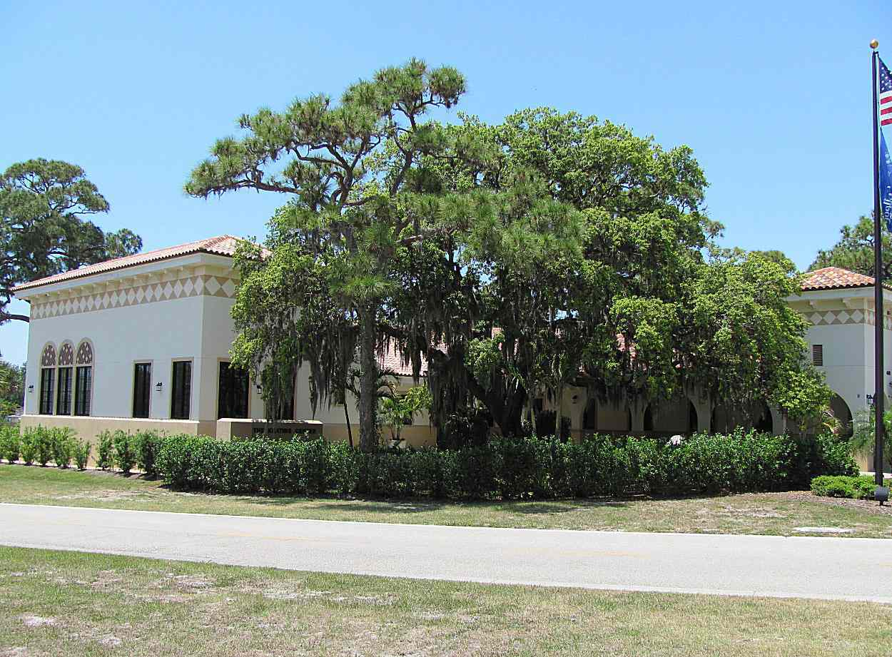 Keating Center at New College of Florida