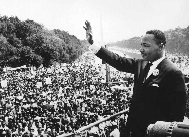 i have a dream rhetoric