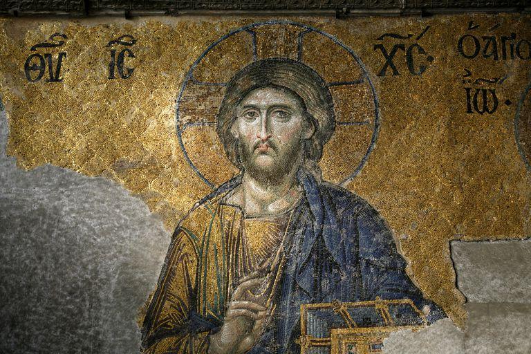 Depiction of Jesus
