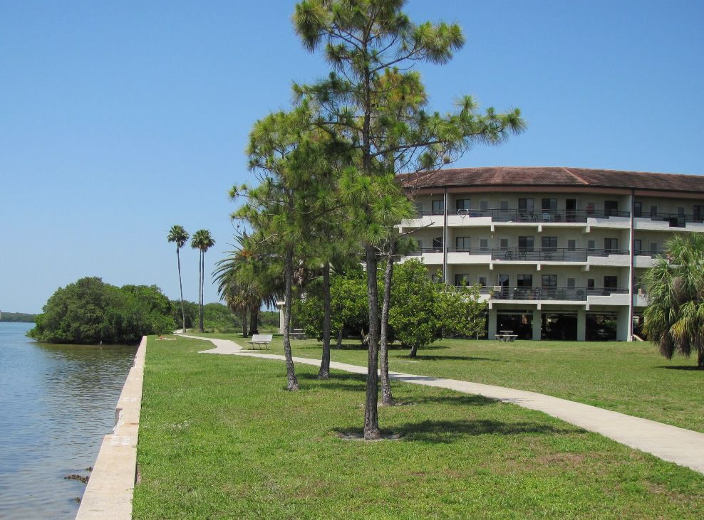 Omega Complex at Eckerd College