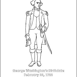 George Washington Printables Wordsearch