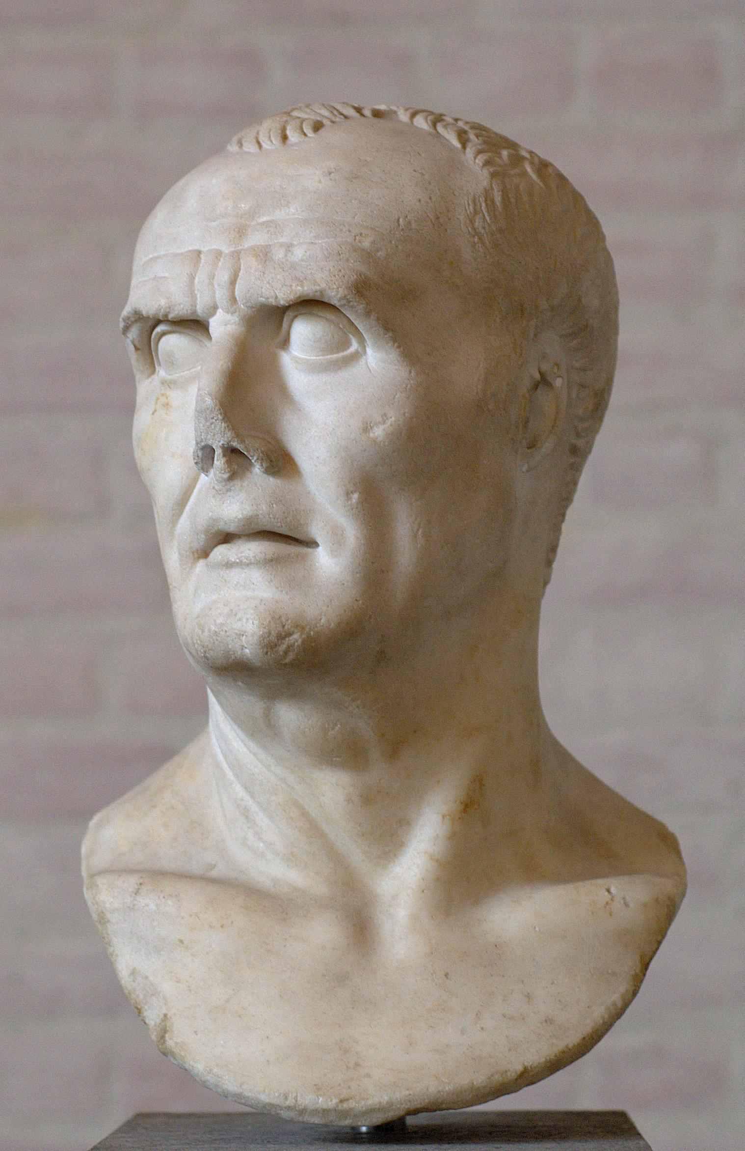 Marius bust
