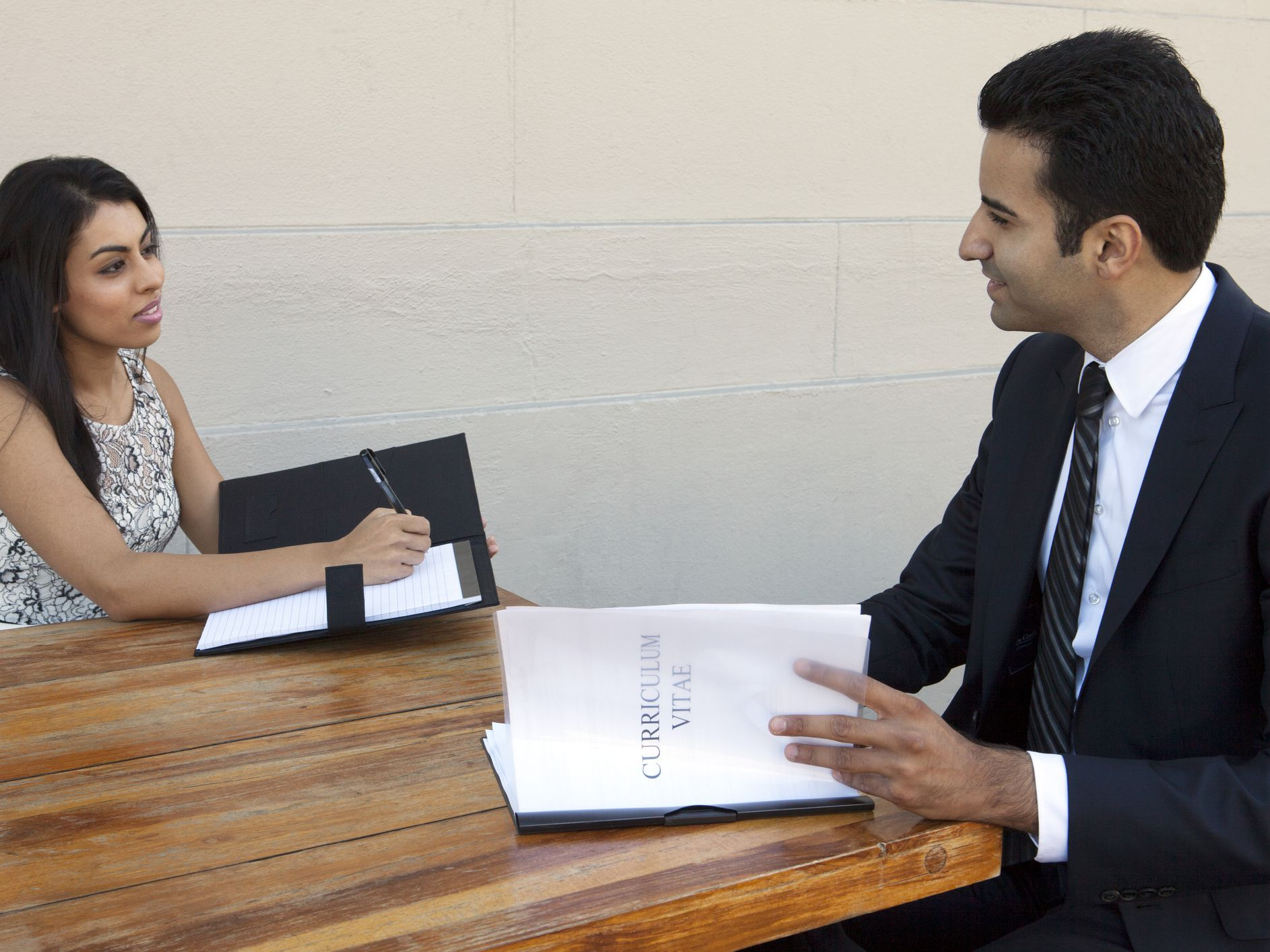 Resume Job Interview Dialogue Example - Best Resume Ideas