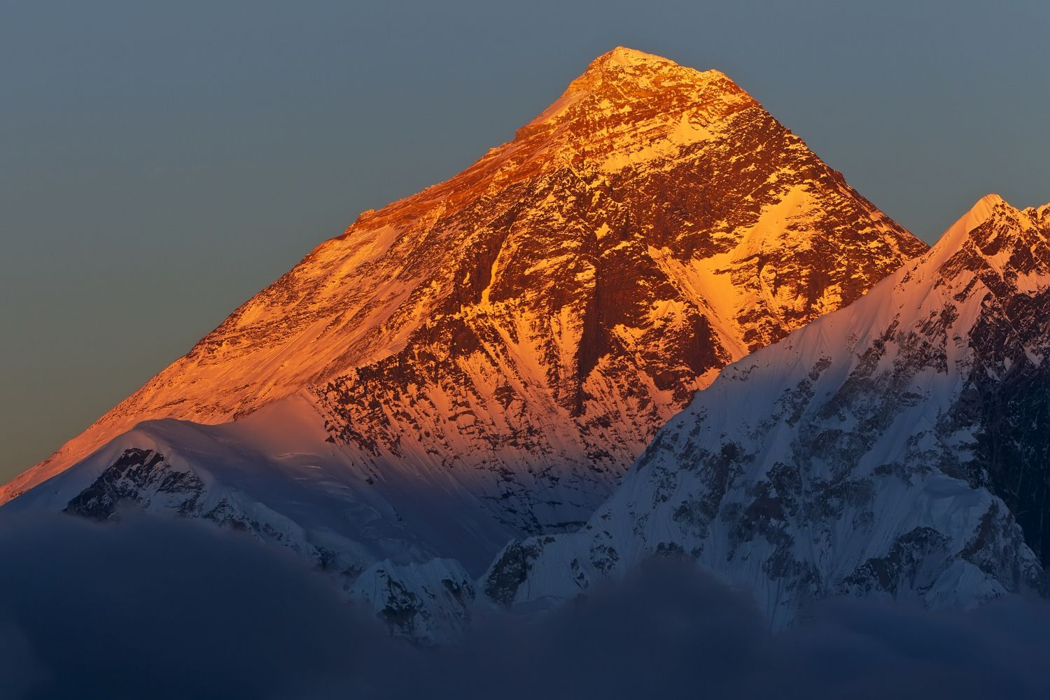 mount everest facts - HD 1500×1000