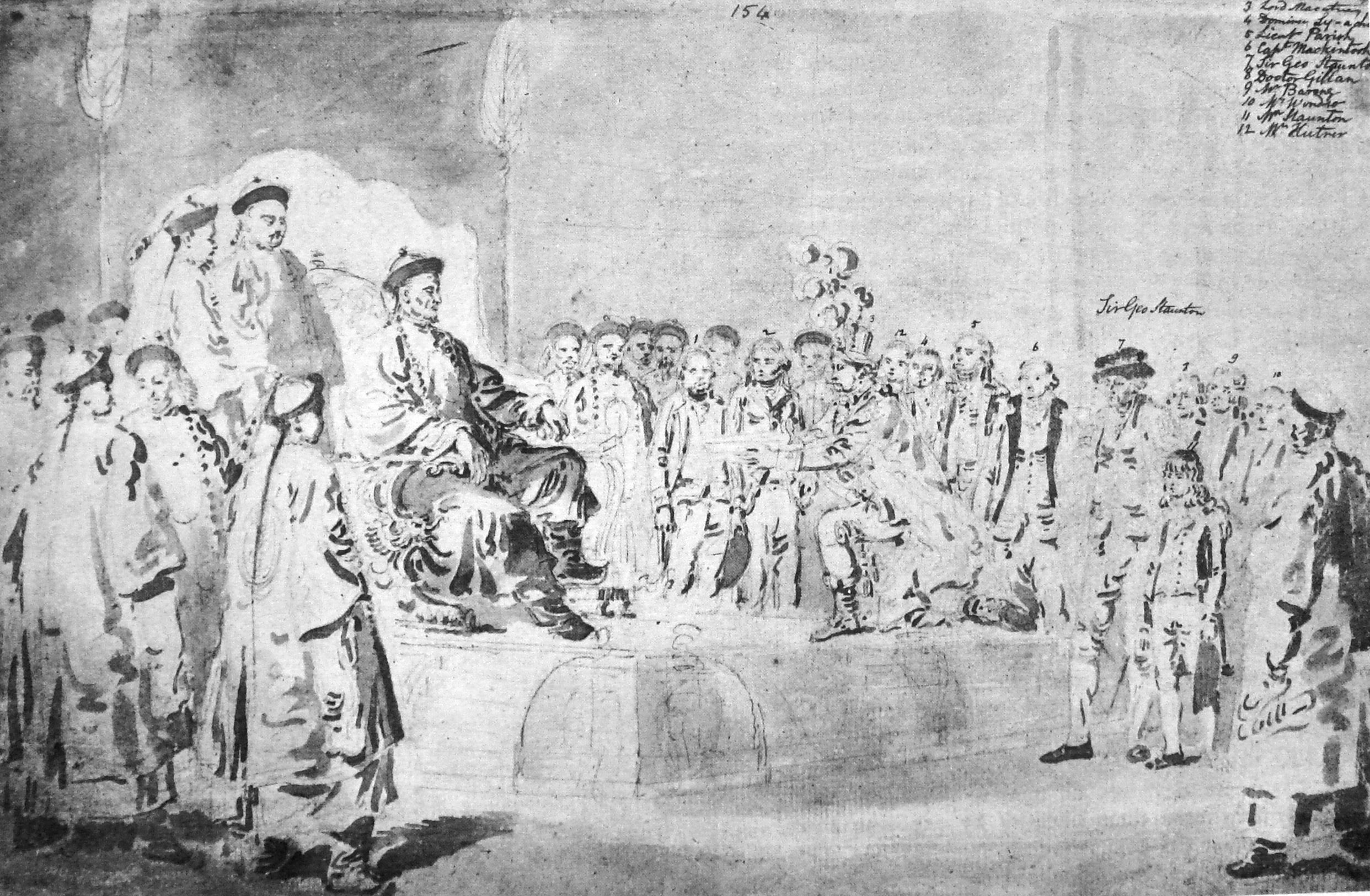 Qing Dynasty China S Last Imperial Family