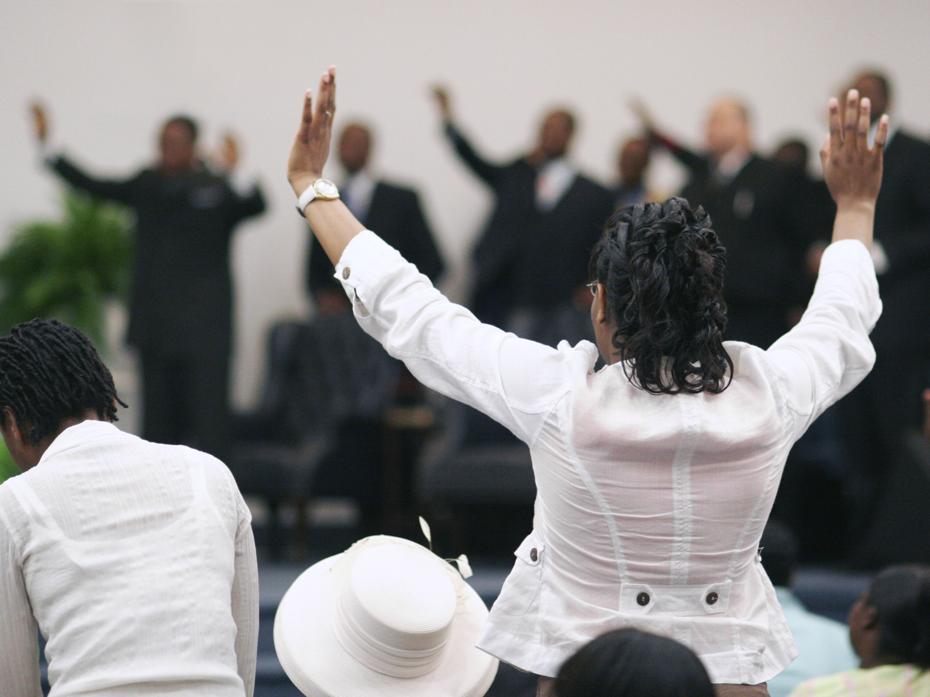 The Role of African American Women in the Black Church