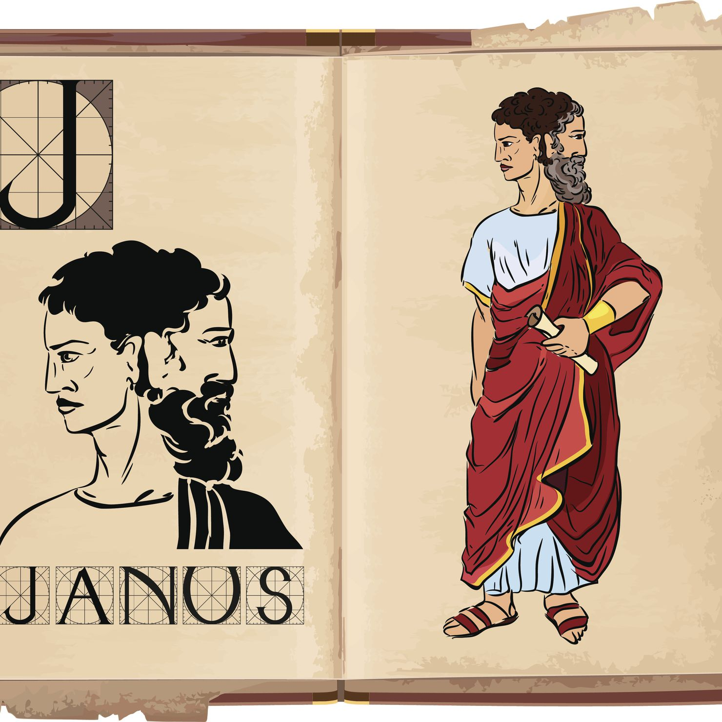 Janus - Who Is Janus