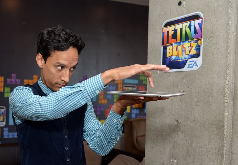 Danny Pudi as Abed in