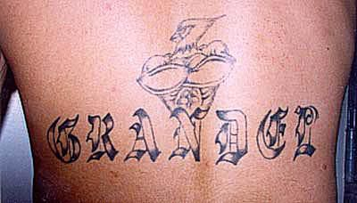 229748dde Photos, Symbols, and Meanings of Gang Tattoos